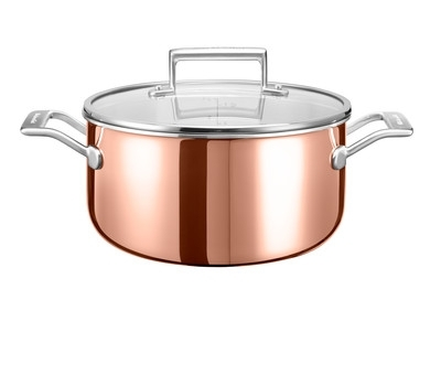 KITCHENAID Кастрюля KC2P60LCCP
