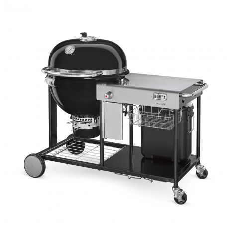 WEBER SUMMIT CHARCOAL GRILL CENTER 18501004