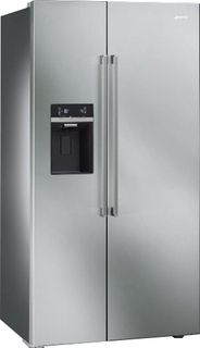 Холодильник Side-by-side SMEG SBS63XEDH